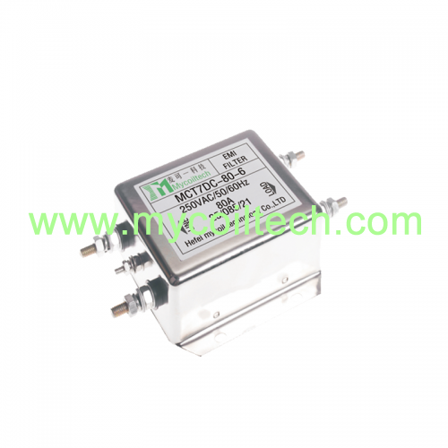 Household Appliance DC EMI Noise Filter