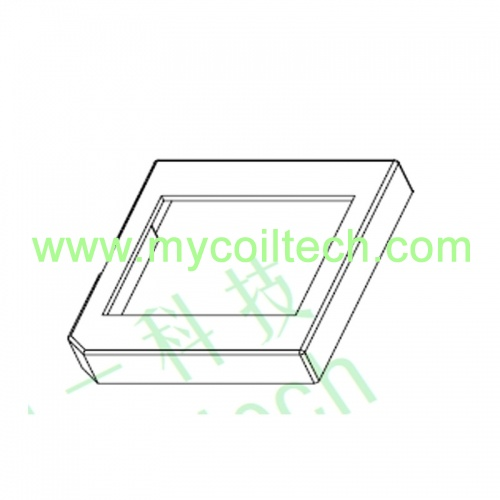 Electronic Transformer Cover EPC34 T375HF Material Cover