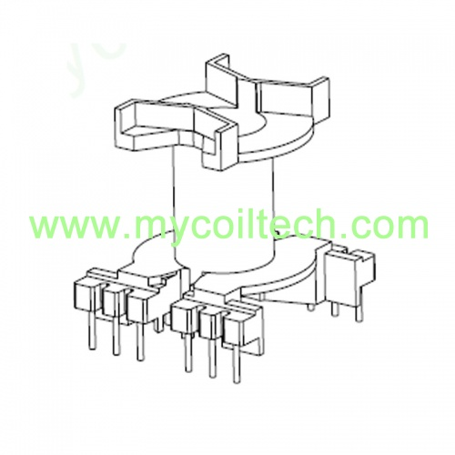 12 Pins High Frequency PQ35 Electronic Transformer Bobbin