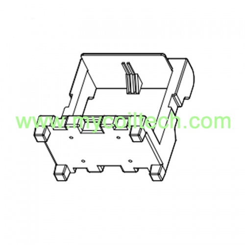 et28 inductor base pin 2 + 2
