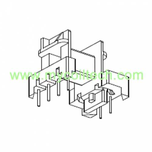 4+2 Pin EF20 Transformer Bobbin