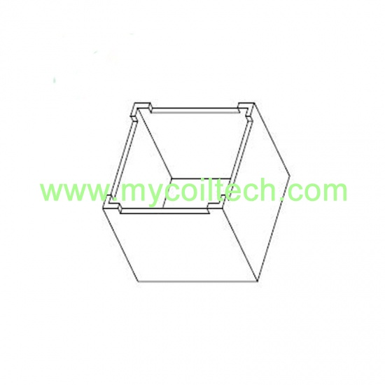 EF12.6 Transformer Plastic Case